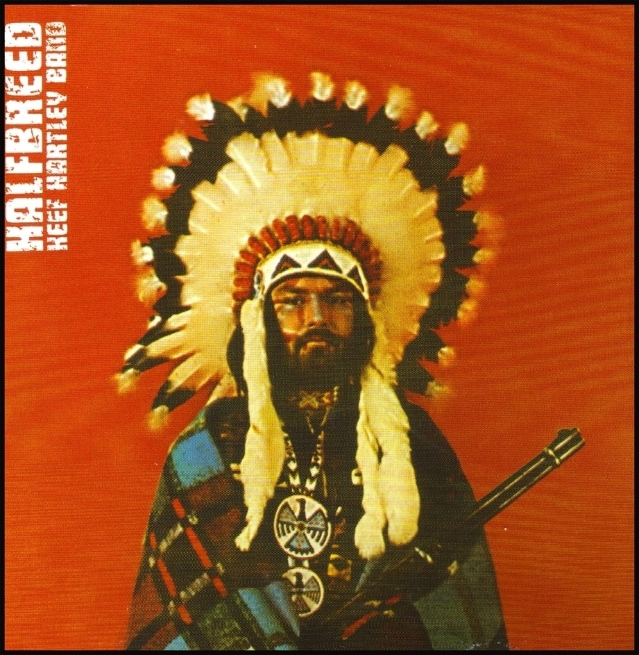 Keef Hartley Band - Halfbreed (1968) Front+Cover+copy