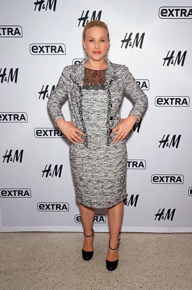 Patricia Arquette Wearing Andi Alyse Jewelry