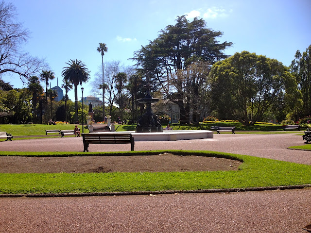 albert park auckland new zealand