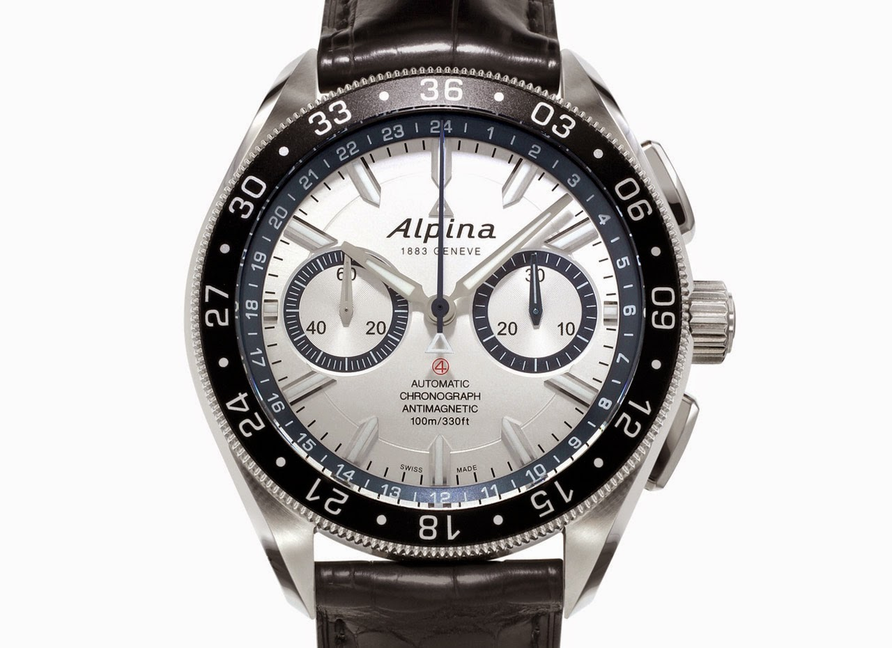 "Alpina - Alpiner 4 Chronograph ""Race for Water"""