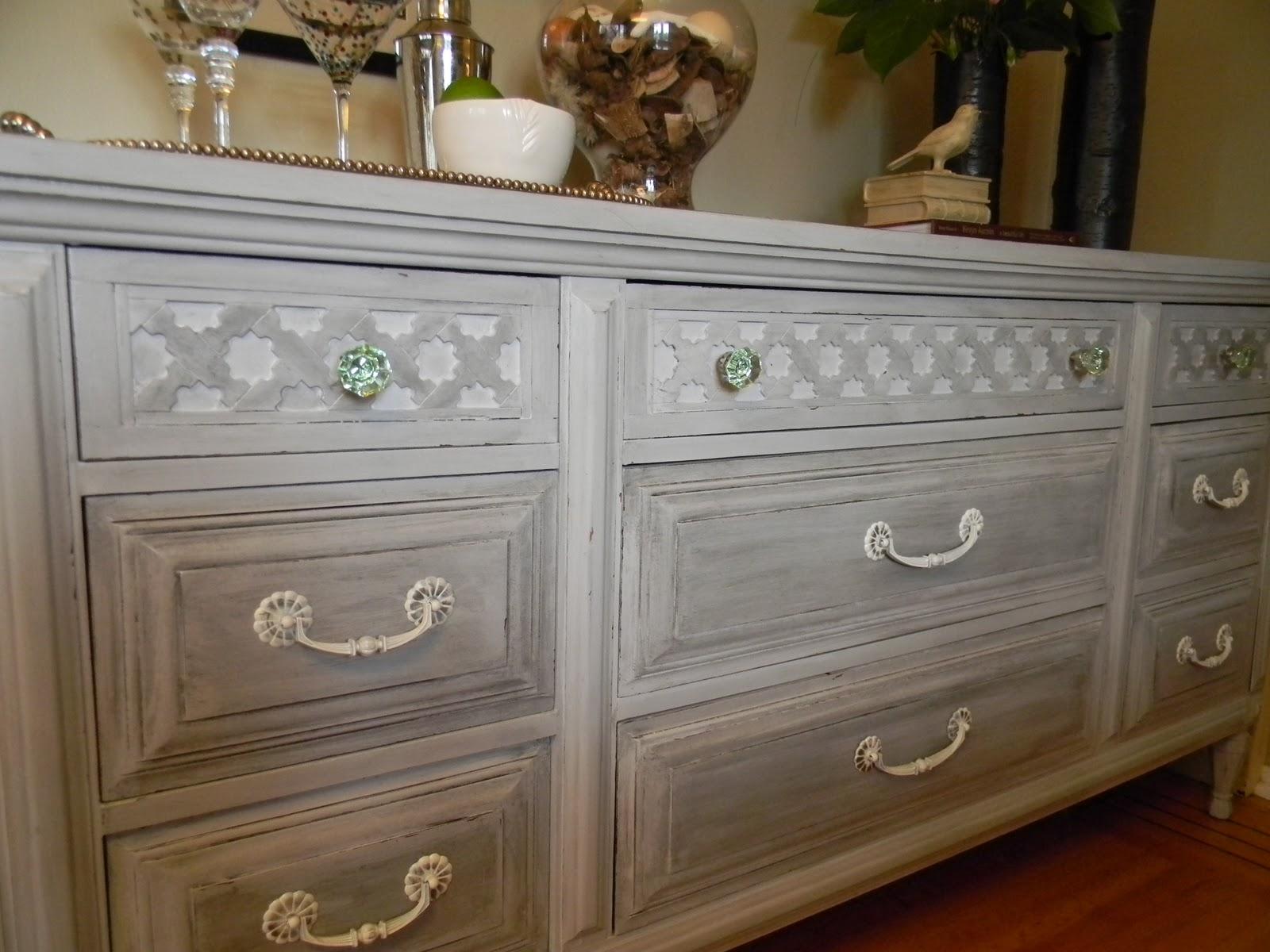 A Distressed Dresser Project Emily Clark