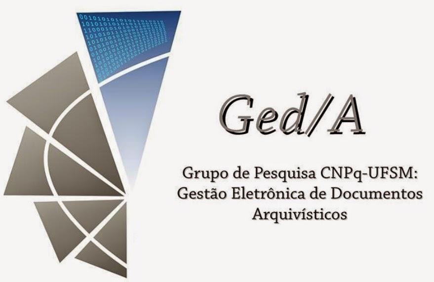 Documentos Arquivísticos Digitais, o Blog do Grupo CNPq GED/A e Patrimônio Documental Arquivístico