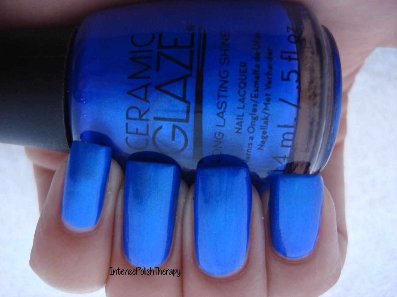 Ceramic Glaze - Santorini Blue