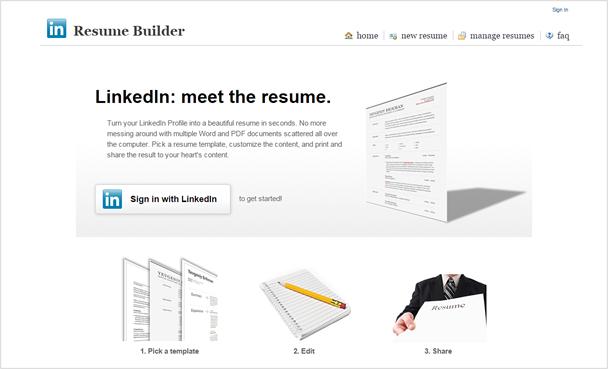 Resum Linkedin labs