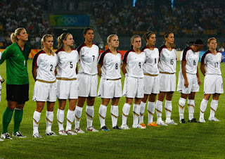 usa women's team