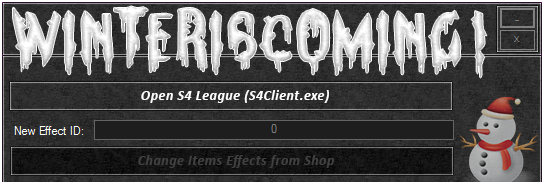 S4 League Hile Shop Stat Changer 21.10.2013 indir