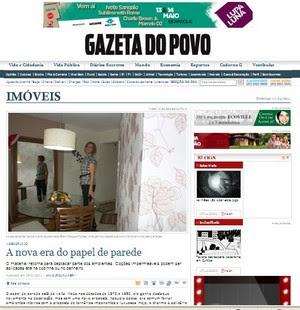 Midia: minha contribuição para a reportagem da gazeta do povo