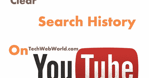 how to clear youtube search history on ipad
