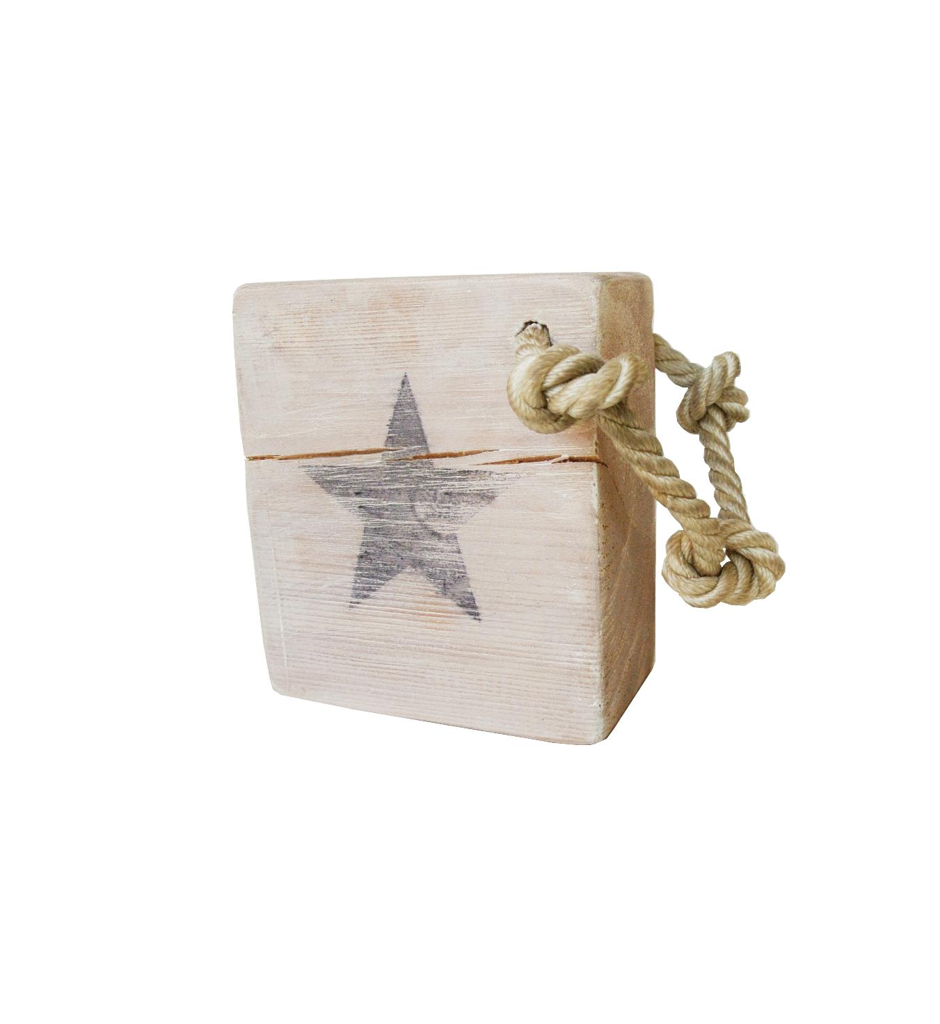 gwizdka,bielenie drewna,stoper do drzwi DIY,drewniane DIY,jak zrobić stoper do drzwi,sznur,supeł,gwiazda,loft,vintage,styl loft,młodzieżowy,drzwi,stare drewno DIY