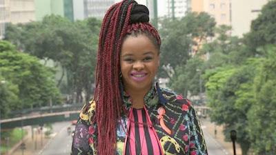 A cantora Tássia Reis é uma das participantes do primeiro episódio do programa - Crédito: Divulgação/TV Gazeta