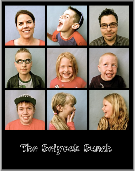 The Belyoak Bunch