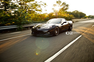 Chervolet Corvette Z06 HD Wallpaper