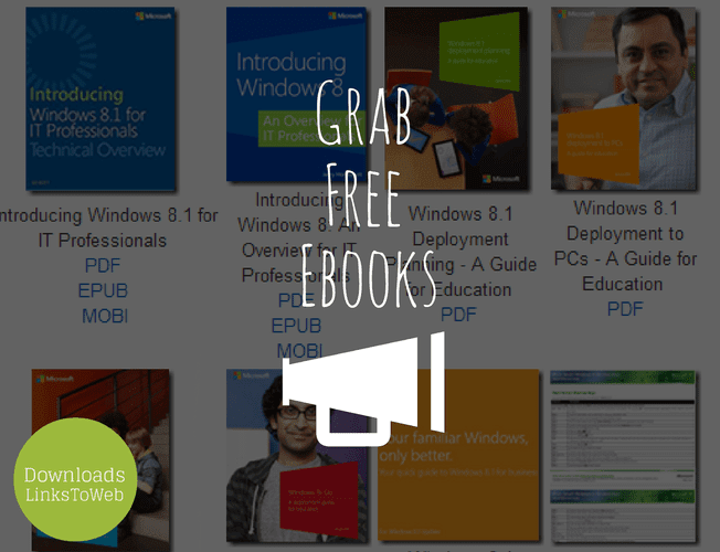 Grab Free Ebooks