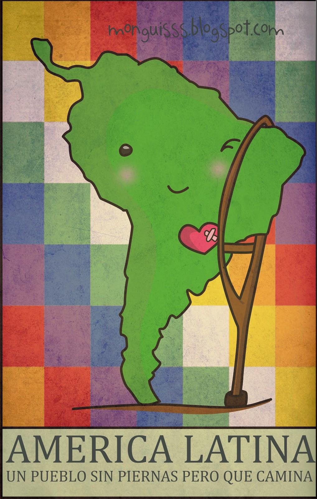 Monguiss America Latina