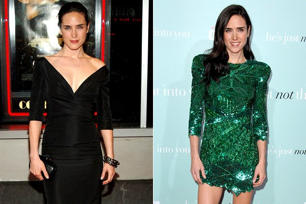 Jennifer Connelly Before and After Weight Loss