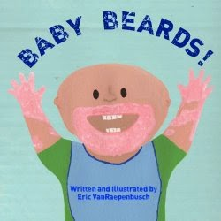 Baby Beards! - best gift book for a baby shower