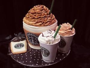 Cake Batter Frappuccino