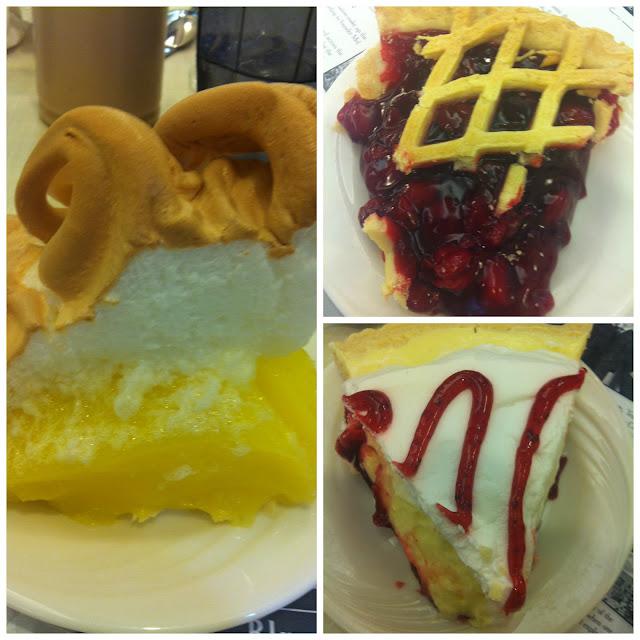 pies at Shipshewana