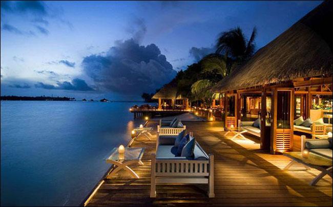 O Luxuoso Conrad Maldives Rangali Island Resort