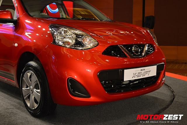 Nissan Micra XShift Launch