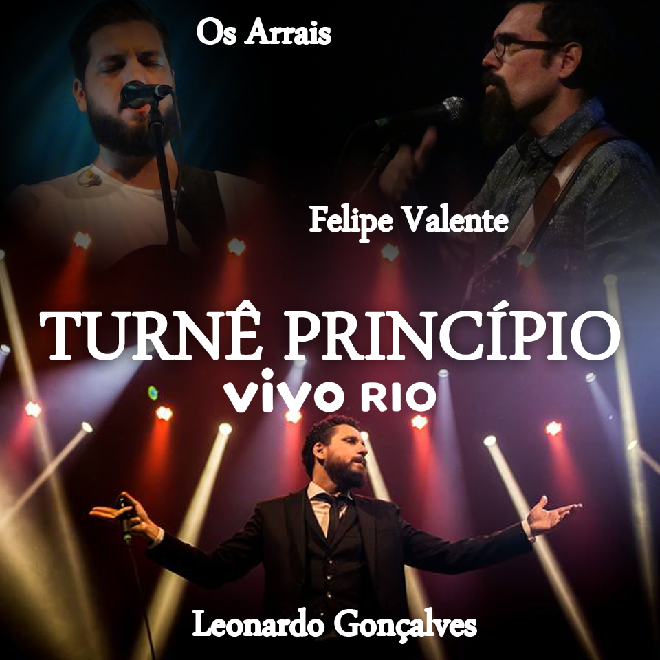 - Turnê Princípio (Vivo Rio) -