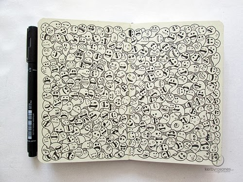 09-Siblings-Filippino-Artist-and-Illustrator-Kerby-Rosanes-Pen-Doodles-www-designstack-co