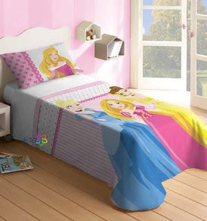 Cubre Dual Disney Princesas