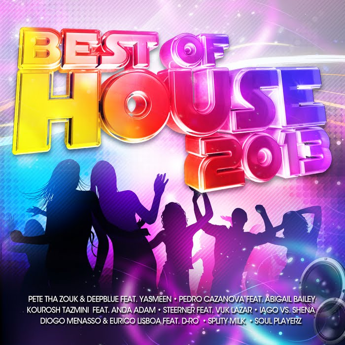 Baixar CD CS2079766 02A BIG V.A   Best Of House (2013)