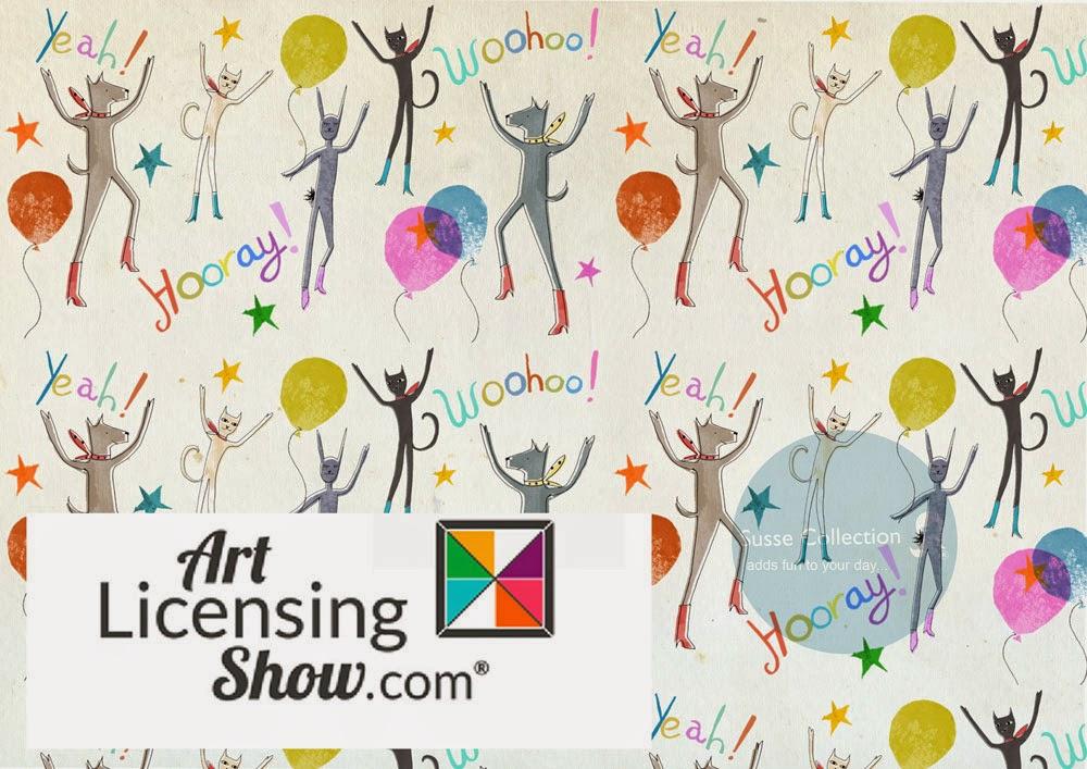 Visit me at the Artlicensingshow.com