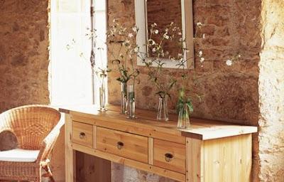 C mo limpiar una pared de piedra casas decoracion - Como limpiar las paredes de casa ...