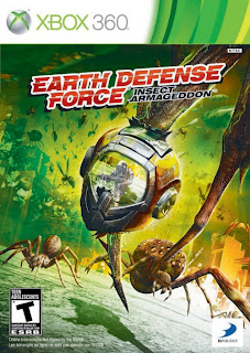Earth Defense Force Insect Armageddon (X-BOX 360) Url