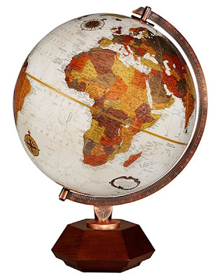 Hexhedra Globe 12-inch