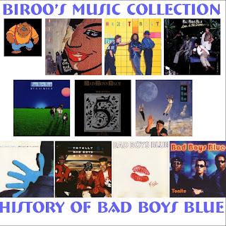 Bir00's Music Collection - History Of Bad Boys Blue (2013)