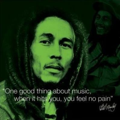 Quotes  Picture on Bob Marley Quotes