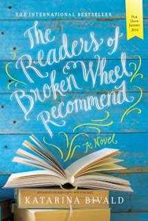 The Readers of Broken Wheel Recommend, Katarina Bivald