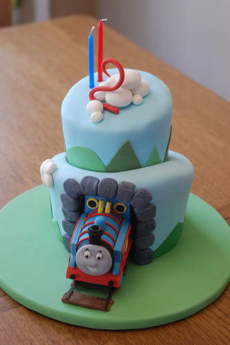 Easy Nd Birthday Cake Ideas