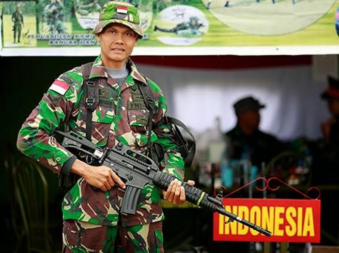 TNI AARM Hanoi 2014