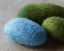 Felted Stone Tutorial