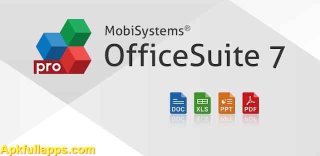 OfficeSuite Pro 7 (PDF & HD) v7.0.1174