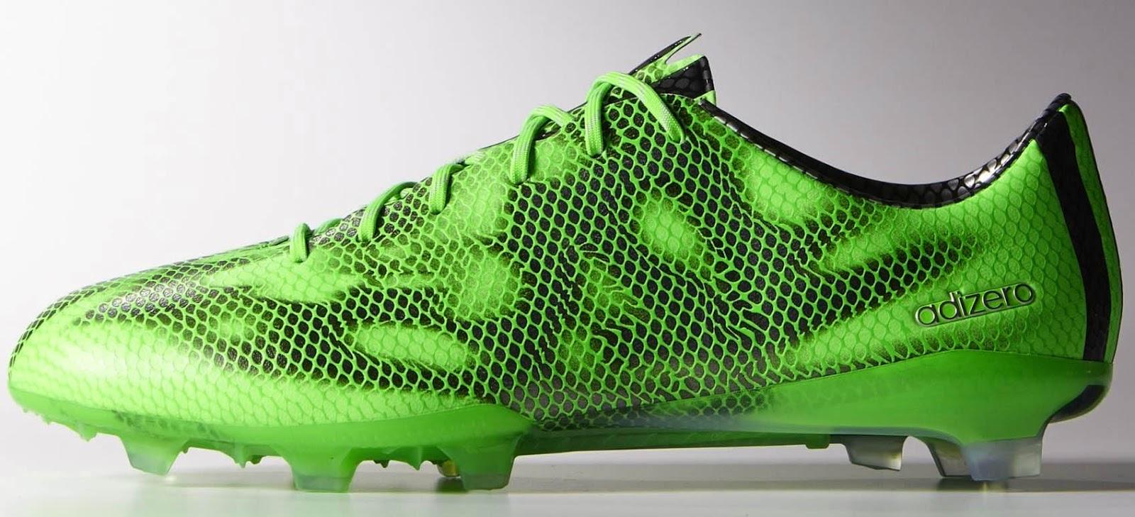 solar green adidas f50 adizero summer 2015 boots released. Black Bedroom Furniture Sets. Home Design Ideas