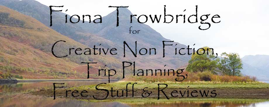 Fiona Trowbridge: Travel Writer