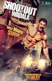 Shootout At Wadala (2013) Mp3 Songs Free Download