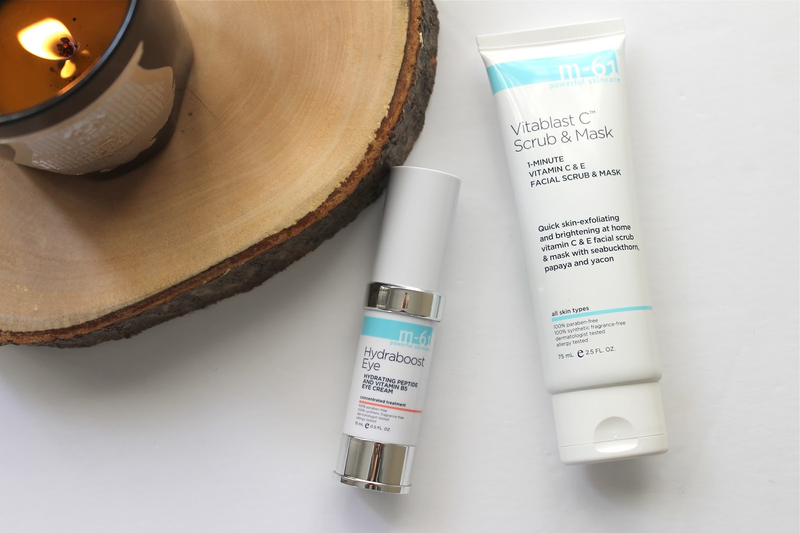 M-61 SKIN TREATS YOU NEED NOW