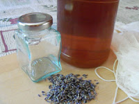 Lavender Honey Recipe
