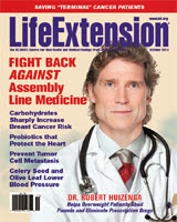 Life Extension Magazine Octubre 2014