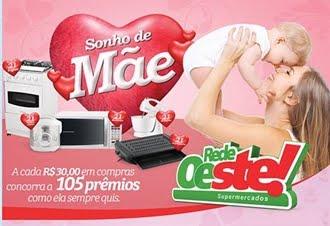 Rede Oeste de Surpermercados - Itaú/RN