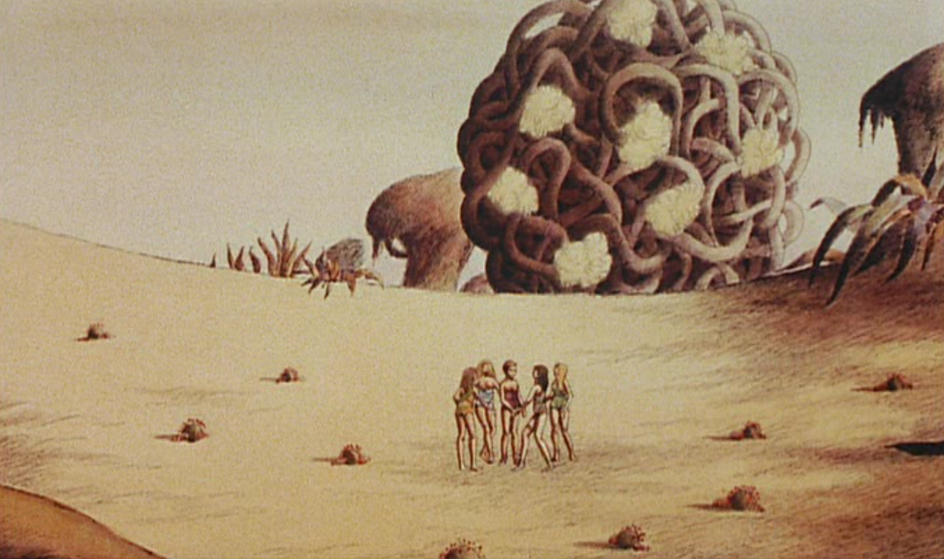 everywhere art: Great Surrealist Imagery: Fantastic Planet and ...