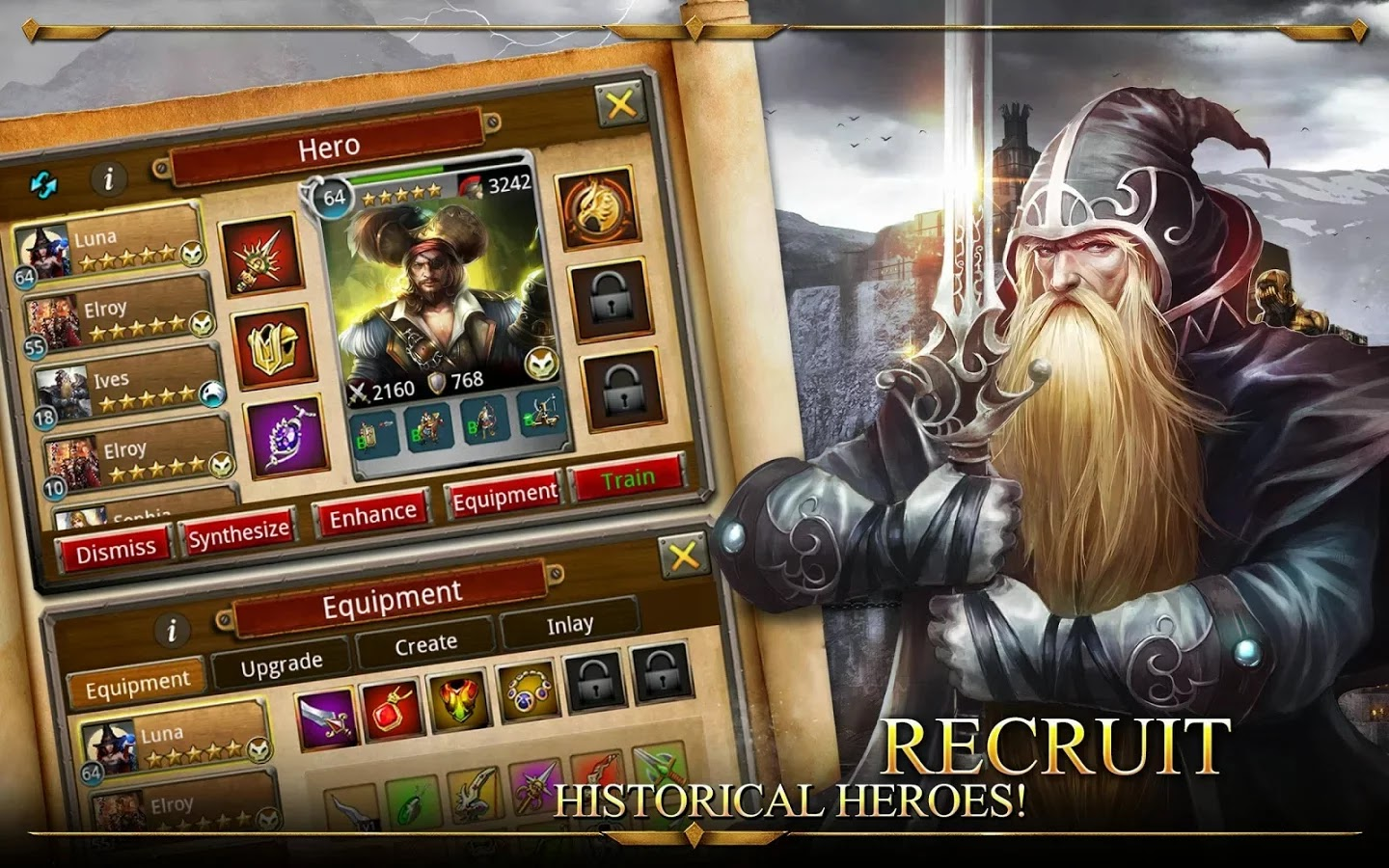 Android Age of Warring Empire Apk resimi 3