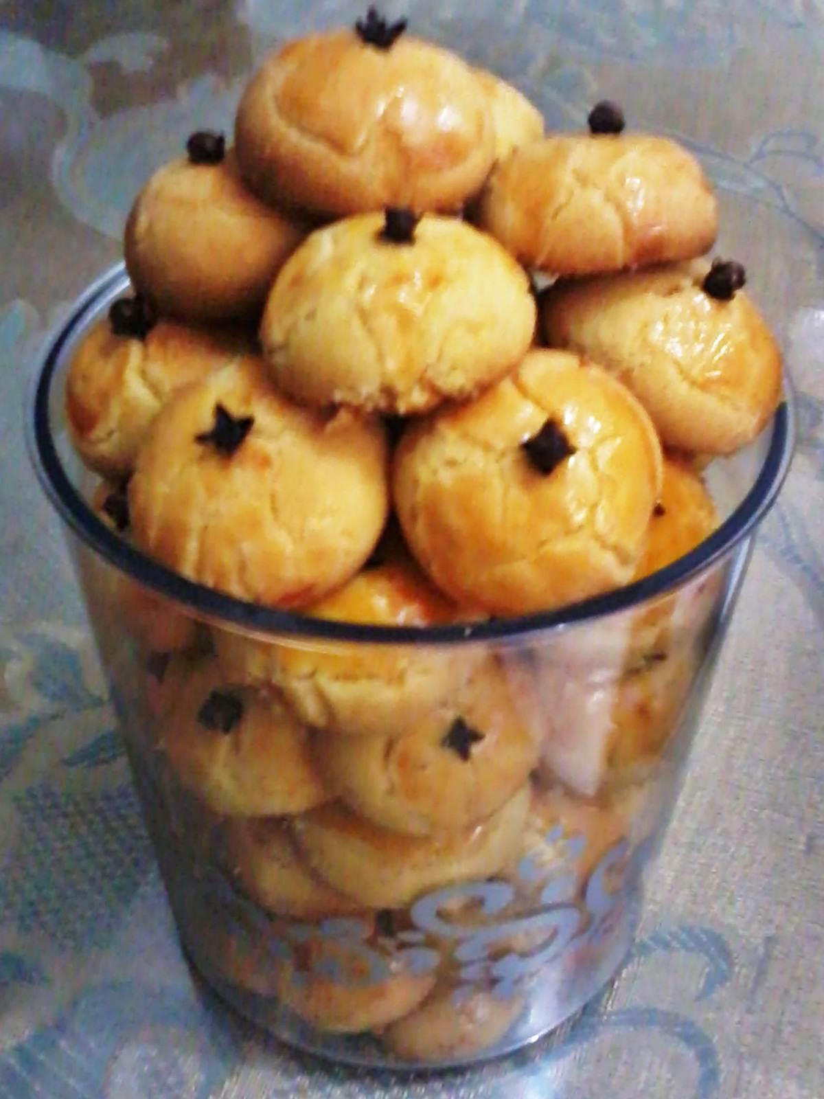 Resep-Kue-Kacang RESEP KUE NASTAR ISI KACANG MOKA 。•*¨*• CARA ...