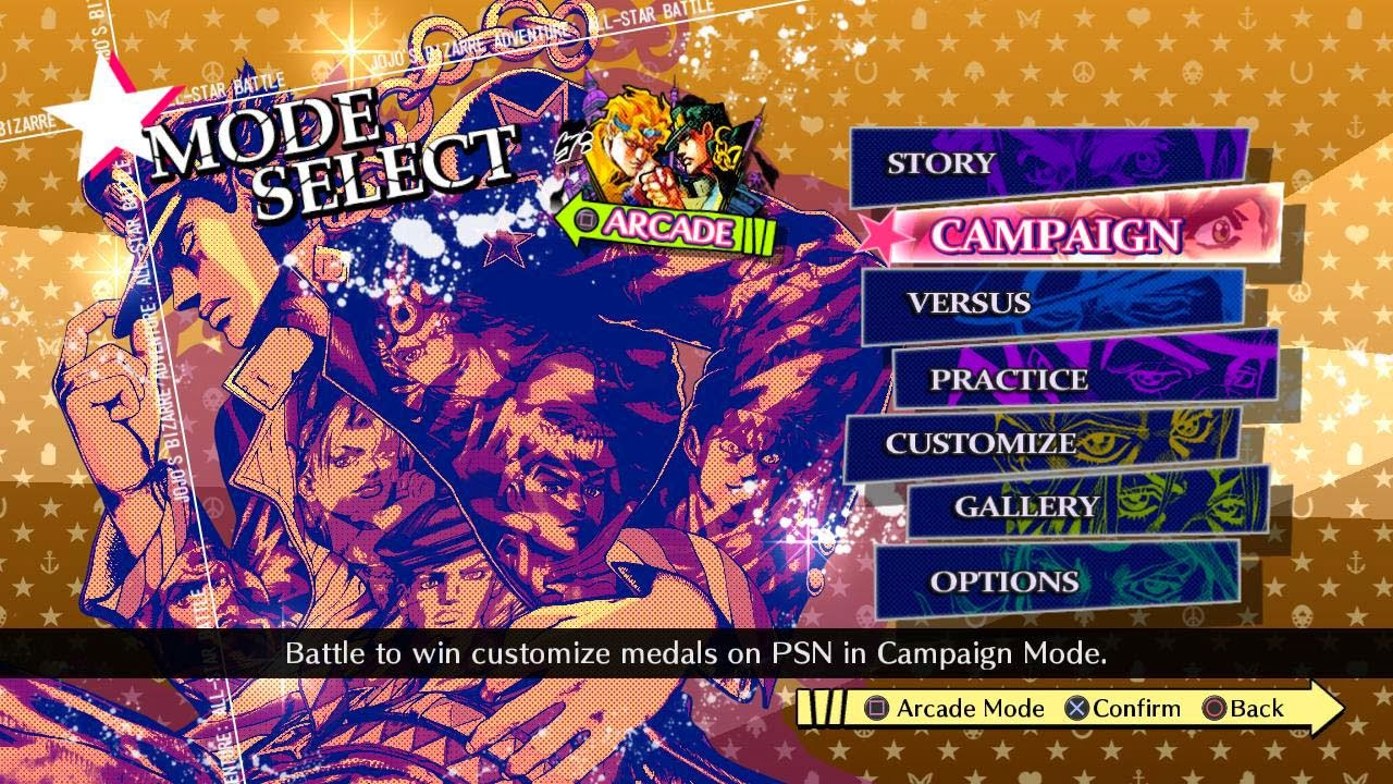 Jojo's Bizarre Adventure: All-Star Battle To Get New Arcade Mode and More - weknowgamers